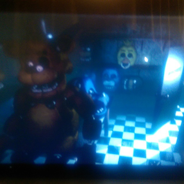 Night One - Five Nights At Freddy's: Horror Game Success in Simplicity (3/3)